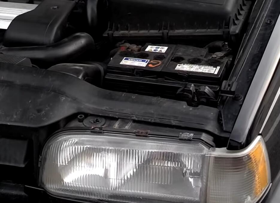 Car Battery Light